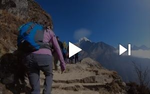 Short Everest trek Video