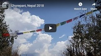 ghorepani Pun Hill trek video