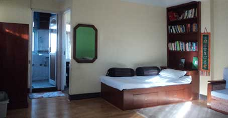 community based eco friendly homestay in Kathmandu