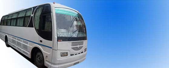 Tourist bus ticketing in Nepal