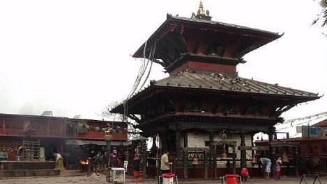 Manakamana temple in Gorkha district