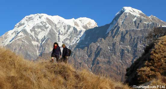Mardi Himal Trek, a short and easy trek in Nepal