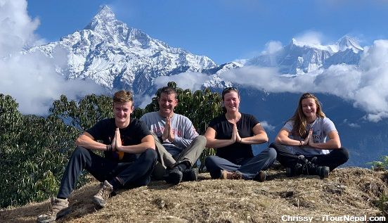 May is the best month for Nepal trek and tour.