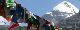 Mt Kailash during Saga Dawa festival