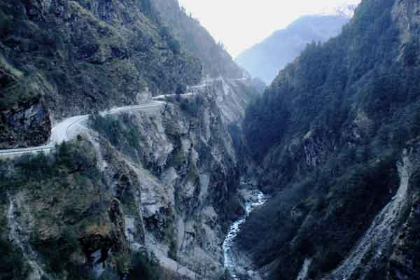Nepal Tibet foreign trade and tourism