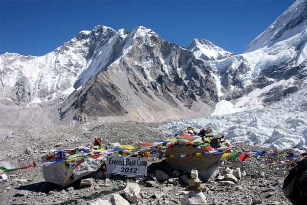 Trekker dead near Everest Base camp