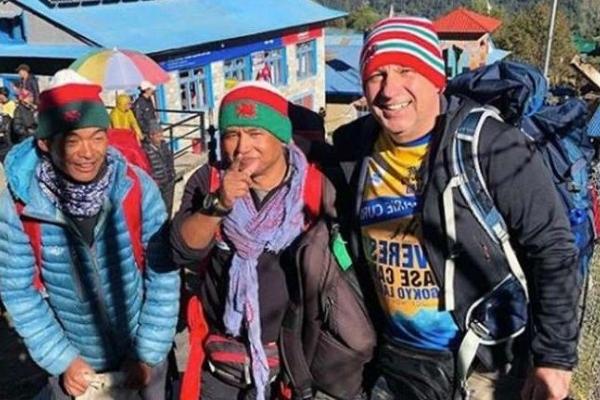Trekker dead near Everest Base camp