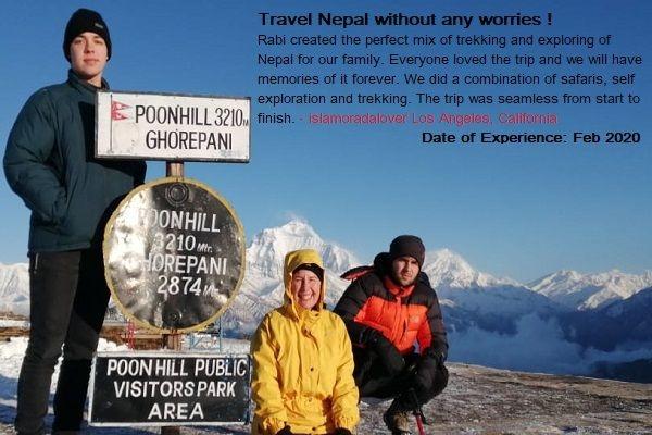 Coronavirus travel advisory for Nepal